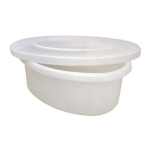 ROTO Posuda za meso MVO 100 L s pokrovom R (oval)