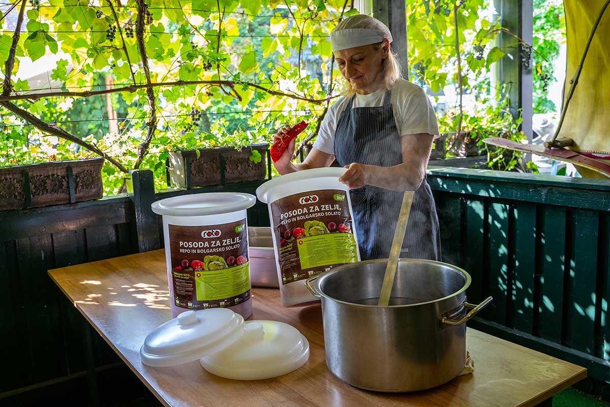 Kako pripremiti papriku u kisu
