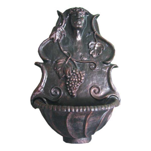 Vrtni umivaonik Dioniz - bakar