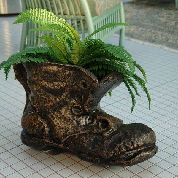ROTO CIPELA korito za cvijeće tegla dekoracija cipela