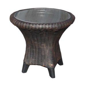 ROTO vrtni namještaj stol Bambus visoki